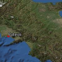 Map of Puteoli