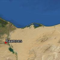 (Map of Raamses)