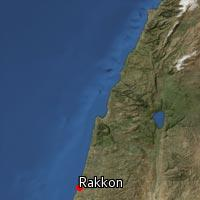 Map of Rakkon
