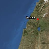 (Map of Rehob (1))