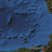 Map of Rhegium