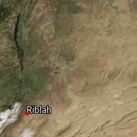 (Map of Riblah (2))