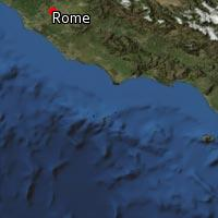 (Map of Rome)