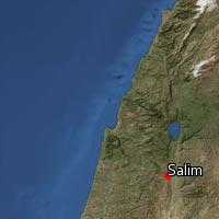 Map of Salim