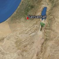 Map of Sansannah