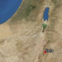 (Map of Sela)