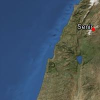(Map of Senir)