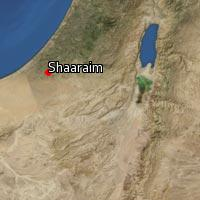 (Map of Shaaraim (2))