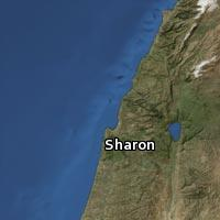 Map of Sharon (1)