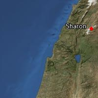 Map of Sharon (2)