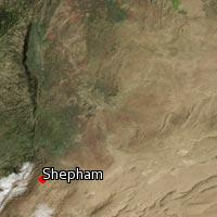 Map of Shepham