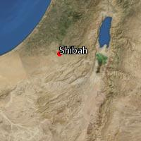 (Map of Shibah)