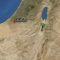 (Map of Shilhim)