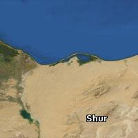 Map of Shur