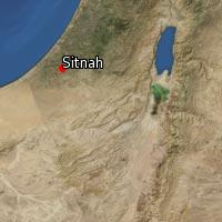 (Map of Sitnah)