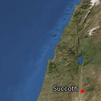 (Map of Succoth (1))