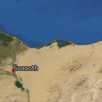 Map of Succoth (2)