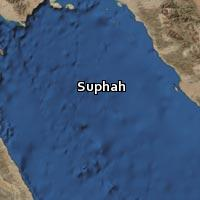 Map of Suphah