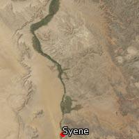 Map of Syene
