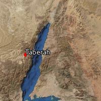 Map of Taberah