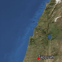 Map of Tappuah (1)