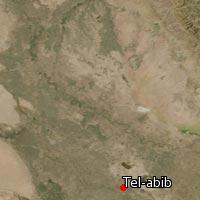 Map of Tel-abib