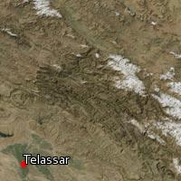 (Map of Telassar)