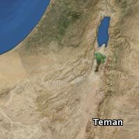 Map of Teman