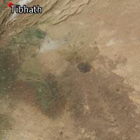 (Map of Tibhath)