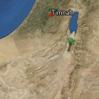 Map of Timnah (2)