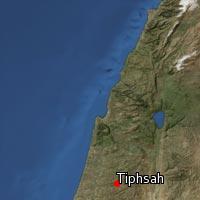 Map of Tiphsah (2)