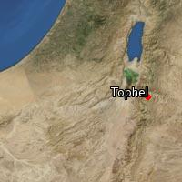 Map of Tophel