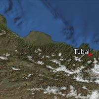Map of Tubal