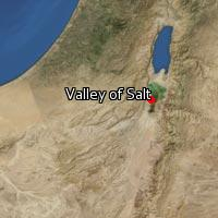 Map of Valley of Salt