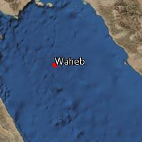 Map of Waheb
