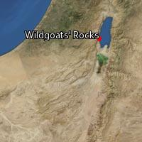 Map of Wildgoats' Rocks