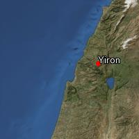 Map of Yiron