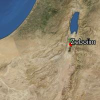 Map of Zeboiim