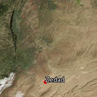 Map of Zedad