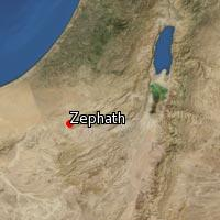 (Map of Zephath)