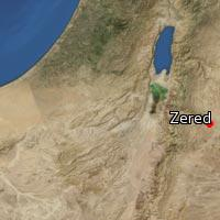 Map of Zered