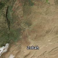 (Map of Zobah)