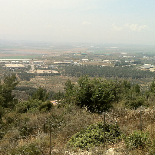 panorama looking southwest of a region in Cabul 2