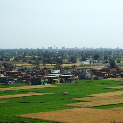 panorama of a plain in Goshen 1