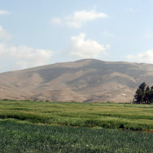panorama of the Valley of Succoth