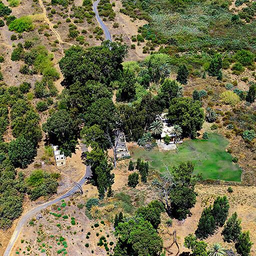 aerial panorama of Al Araj