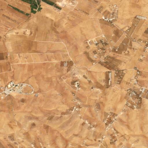satellite view of the region around Sufeh