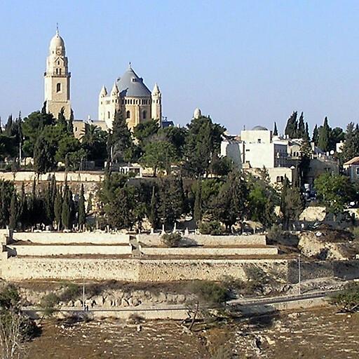 cityscape of Mount Zion