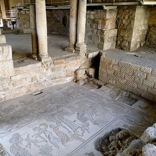 ruins at Madaba
