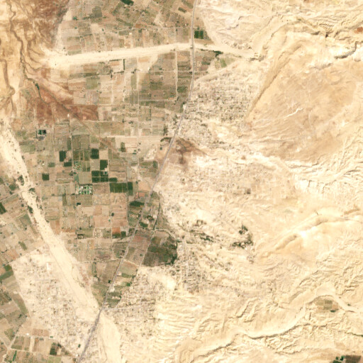 satellite view of the region around Mutraba